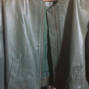 Vince Leather Jacket No tags
